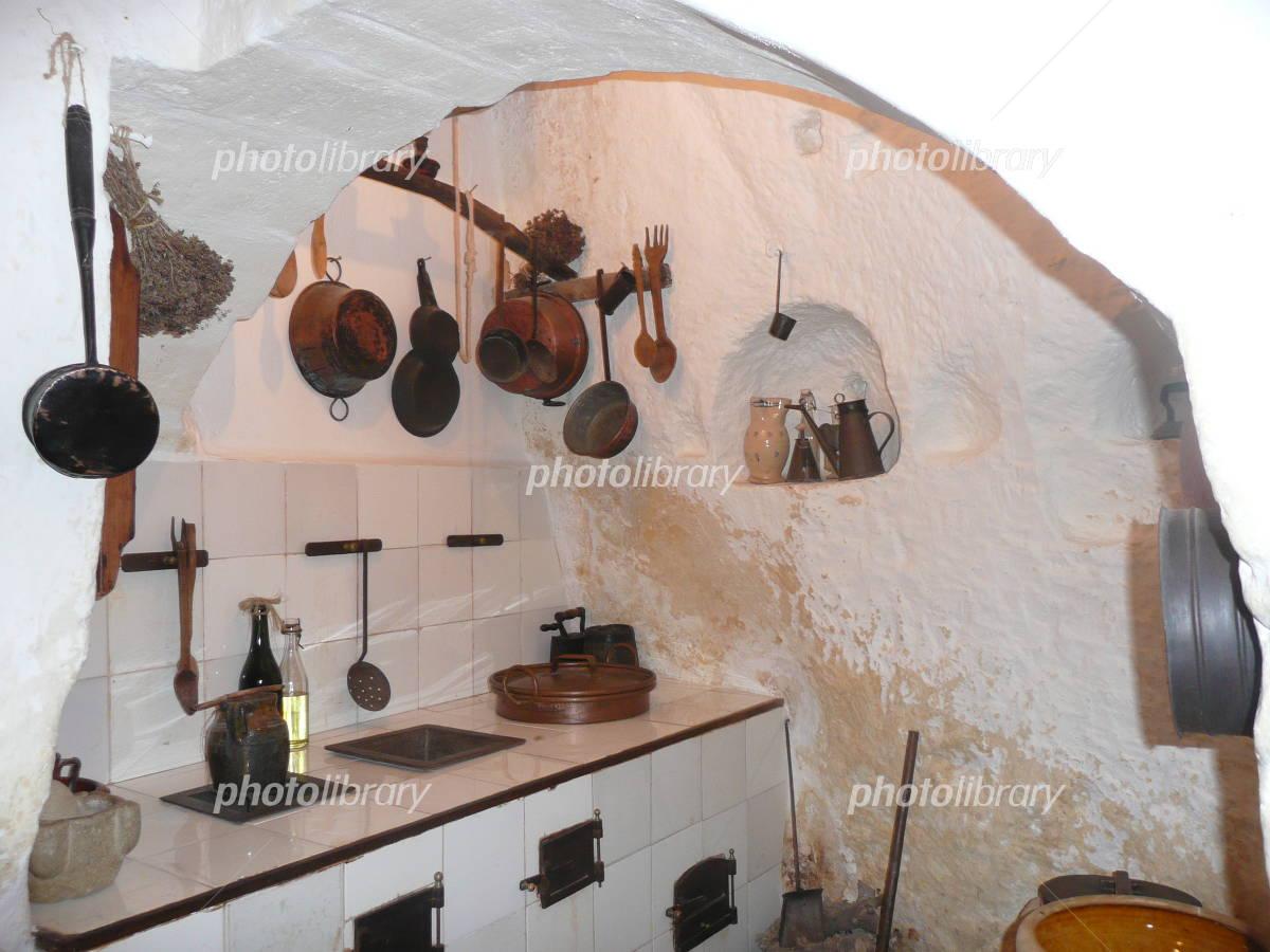 マテーラの洞窟住居の画像 p1_17