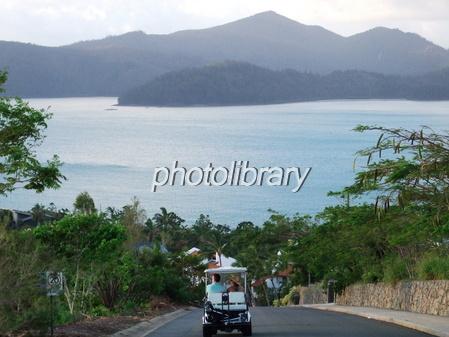 Hamilton Island Drive Photo