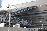 JR Osaka Station Stock photo [1205790] JR