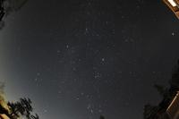 Mount Kumotori Sanso of starry sky Stock photo [1205908] Mount