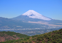 Fuji from the Izu Skyline Stock photo [1206505] Mt.