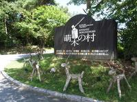 Village in Yamanashi Prefecture Kiyosato Moe tree Stock photo [1214580] Yamanashi