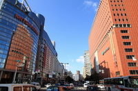 Tenjin of fine weather Stock photo [1215152] Fukuoka