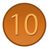 10 yen coins [1215712] Ten