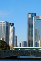 Osaka Nakanoshima group of buildings Stock photo [1216169] Osaka