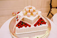 Wedding cake Stock photo [1216331] Wedding