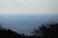 I hope the Osaka Plain from Mount Ikoma Stock photo [1216368] View