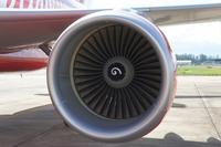Jet engine Stock photo [1216936] Jet