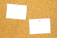 Note memo Stock photo [1217912] Material