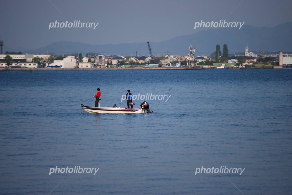 Bass Fishing Photo
