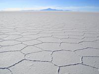 Dry season of Uyuni salt lake Stock photo [1291223] Uyuni
