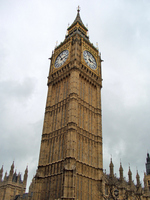 United Kingdom London Big Ben Stock photo [1291569] Europe