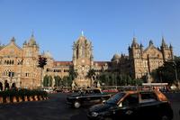 Chhatrapati Shivaji Terminus Stock photo [1292860] Chhatrapati