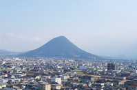 View from Castle Ruins Sanukifuji Stock photo [1293179] Shikoku