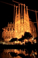 Sagrada Familia Stock photo [1293628] Sagrada