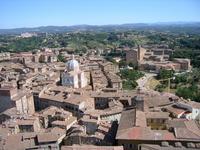 Siena's rooftops Stock photo [1293887] Siena