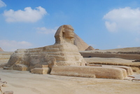 The Sphinx Stock photo [1295407] Egyptian