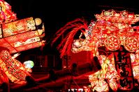 Tonami high festival night Stock photo [1295582] high