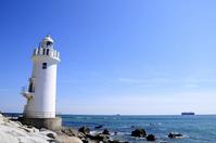 Irago cape lighthouse Stock photo [1296905] Lighthouse