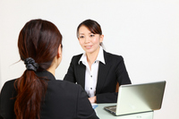 Business Woman of the meeting Stock photo [1298438] Career