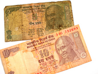 Indian rupee Stock photo [1301380] India