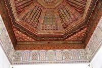 Bahia Palace heavenly Stock photo [1302155] Morocco