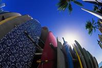 Hawaiian surfboard Stock photo [1302557] Hawaii
