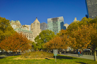 Lower Manhattan Stock photo [1302767] New