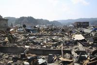 Great East Japan Earthquake Stock photo [1303649] Great