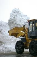 Snow removal Stock photo [1304073] snow