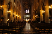 Notre Dame Cathedral altar of Stock photo [1304551] France