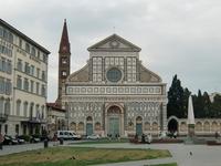 Santa Maria Novella church Stock photo [1306739] Italy
