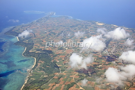East of Miyako sky Henna Cape district Photo