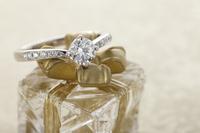 Engagement ring Stock photo [1386349] Engagement