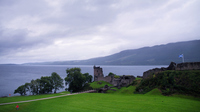 Scotland Ness lakeside of Urquhart Castle Stock photo [1387248] Scotland