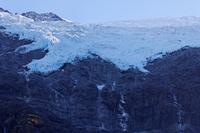 New Zealand Rob Roy glacier Stock photo [1387272] New