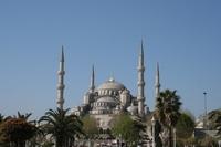 Turkey Istanbul Blue Mosque Stock photo [1387601] Turkey