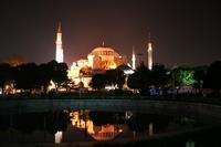 Turkey Istanbul Hagia Sophia Stock photo [1387645] Turkey