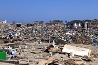 Great East Japan Earthquake and tsunami Stock photo [1388672] Tohoku-Pacific