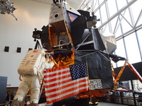 Smithsonian Air and Space Museum Apollo 11 Stock photo [1392193] America