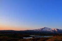 Of plateau dawn Stock photo [1392655] Akita