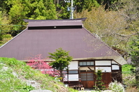 Japanese-style house Stock photo [1392709] Hakuba-mura