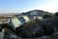 生石神社と石の宝殿