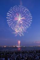 Fireworks, opening !! Stock photo [1481584] Summer