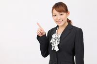 A businesswoman Stock photo [1483056] Female