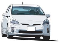 Hybrid car [1485010] Japan