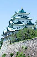 Nagoya Castle Stock photo [1486582] Nagoya