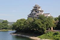 Okayama Castle Stock photo [1489817] Okayama