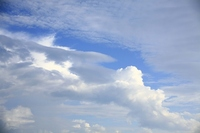 Empty rainy season Stock photo [1489978] Cloud