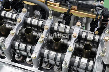 DOHCエンジン 写真素材 [ 159205...